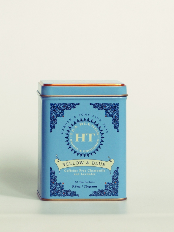 Harney & Sons Yellow & Blue